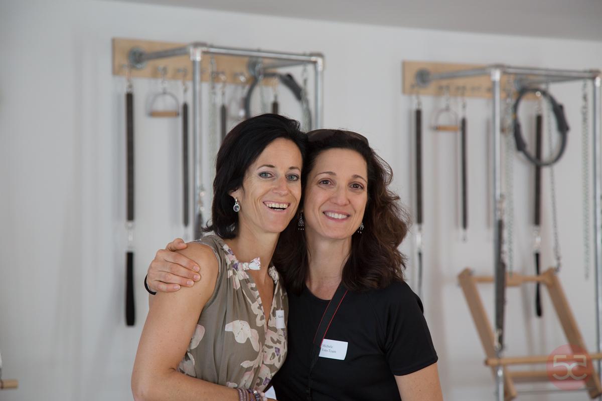 Grand Opening of Massge & PIlates in Ennentbuergen