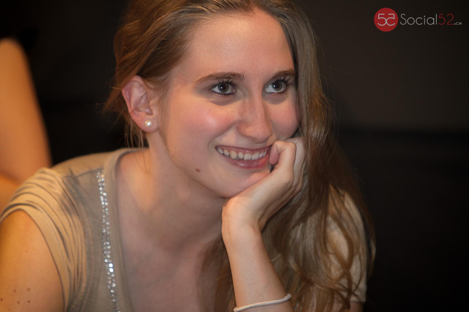 13 Das Musical Kriens Switzerland 2016: Shayenne Theiler