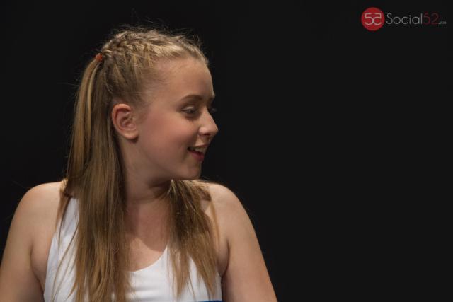 13 Das Musical Kriens Switzerland 2016: Annina Renold