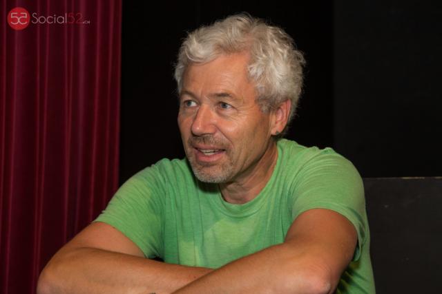 """Urs Friedländer  Präsident und Leitung Finanzen  Verein """"Freunde der MusicalFactory"""""""