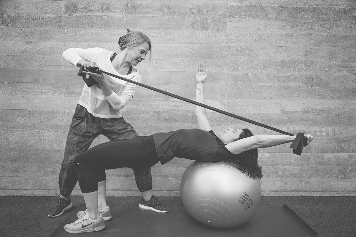 beOK Training Kerstin Ruoff