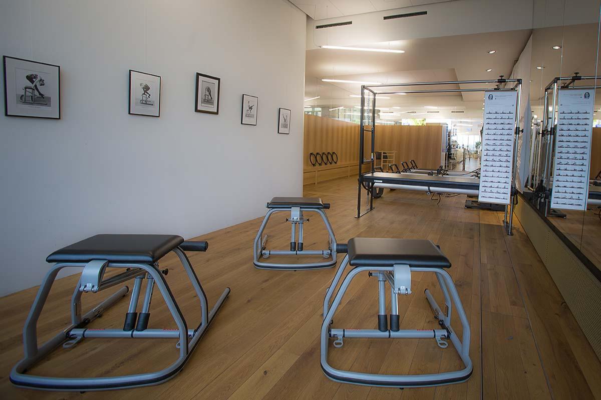 Pilates Studio Allmend in Fitnesspark Allmend Luzern