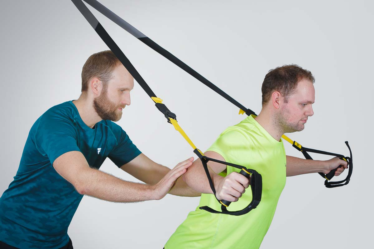 TRX Training Pilateswerkstatt Zug