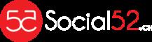 Social52.ch White Logo